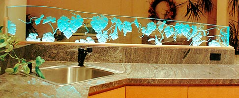 Architectural Etched Glass